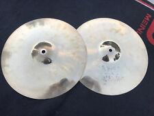 "Sabian AAX 14"" Studio hihat Drum Cymbals hi hat"