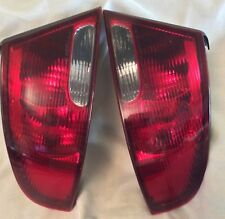 Pair of 2 RearTail Lights Lescoa New 2001-2005 Dodge Stratus 4805350AB Red