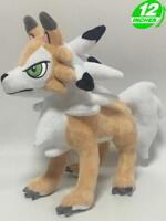 "LATEST RELEASE 12"" Wow Pokemon Lycanroc Plush Anime Stuff Animal Game PNPL7468"