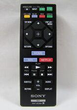Sony RMT-B126A Original Blu-Ray Player Remote BDPBX120, BDPBX320, BDPBX520