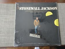 Stonewall Jackson - Help Stamp Out Loneliness - stereo - in shrink wrap