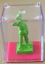 DISNEY MINIATURE SERGEANT GREEN ARMY MEN TOY STORY FIGURE IN DOME CASE 1990s