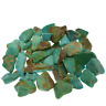 *ONE* Kingman Turquoise Tumbled Stone 15mm B051-10 QTY1 Healing Crystal Power