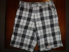BOYS SHORTS *SIZE 16 HUSKY*FLAT FRONT ADJUSTABLE WAIST**NEW WITH TAGS