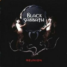 BLACK SABBATH - REUNION 2 CD 18 TRACKS HEAVY ROCK / DOOM METAL NEU