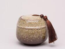 Bloomingville Scatola Ceramica con Coperchio Marrone 9 cm 600 Ml