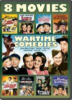 Wartime Comedies 8-Movie Collection 025192277764 (DVD Used Very Good)