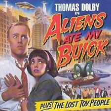NEW CD Album Thomas Dolby - Aliens Ate My Buick (Mini LP Style Card Case)