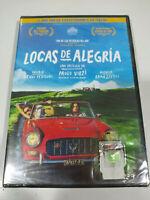 Pazze de Alegria Paolo Virzi - DVD Regione 2 Spagnolo Italiano - 3T