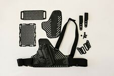 """Chest Carry Holster Pack - 1.75"""""""