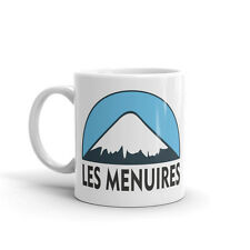 Les Menuires Snowboard High Quality 10oz Coffee Tea Mug #5136