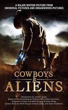 Cowboys and Aliens by Joan D. Vinge (2011, Paperback)