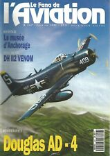 FANA DE L AVIATION N°267 DOUGLAS AD-4 / DH 112 VENOM / MIRAGE IIIC EXOTIQUES (4)