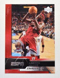 2005-06 Upper Deck ESPN #14 LeBron James