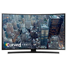Samsung UN55JU6700 Curved 55-Inch 4K Ultra HD Smart LED TV WiFi Internet Netflix