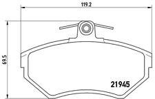 Front Brake Pad Set BREMBO P 85 032