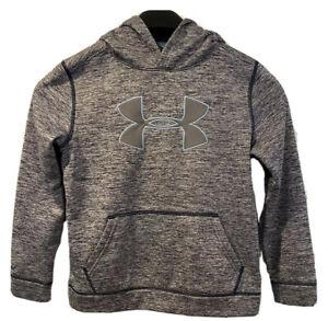 Under Armour Jungen Fitness Sweatshirt AF Storm Big Logo Hoody