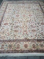 "Karastan~CLASSIC TRADITIONS #805 ""IVORY MAHAL 8'8""' x 10'6"" RUG/CARPET~Excel.."