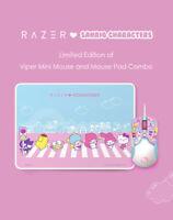 Razer x Sanrio Limited Edition Hello Kitty¹ Viper Mini Mouse and Mousemat Combo