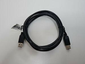 USB 3.0 Kabel 1,8m Stecker Typ A auf Typ B Anschluss Daten Drucker Festplatte