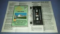 SEAN WALSH IRISH SINGALONG WITH SEAN cassette tape album T7155
