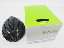 New! Kask Rapido Road Cycling Helmet Size Medium (52-58cm) Black 245g