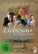 Liebesau - Die andere Heimat 1-4 (DDR-Saga ähnlich Tannbach) Fernsehjuwelen DVD