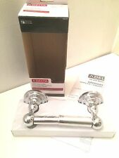Delta Greenwich Double Post Toilet Paper Holder in Polished Chrome