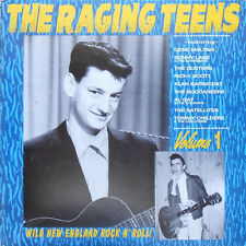 Raging Teens -  vol.1 - crazy rockabilly - oldies  - Norton  - NEW Sealed  LP