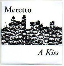 (490J) Meretto, A Kiss - DJ CD