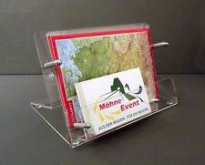 Postkartenhalter, Postkartenständer,Querform.,Postkarte