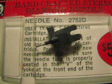 Electro-Voice Diamond Phonograph Needles 2752D