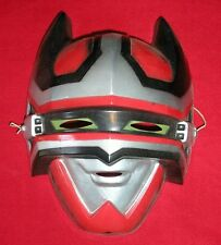 1985 BIOMAN Plastic Mask - Japanese TV Show
