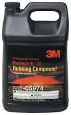 3M 5974 - Perfect-Ita?? II Rubbing Compound 05974 1 Gallon
