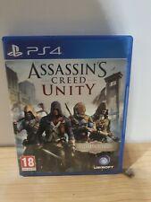 Jeu Vidéo Assassin's Creed Unity Playstation 4 PS4 Ubisoft
