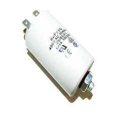 69UF 400-500V 4 TERMINALS PLASTIC ROUND RUN CAPACITOR 69µF POOL PUMP