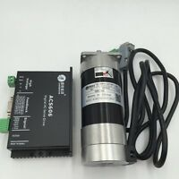 Leadshine 180W 0.57Nm DC Servo Motor Brushless 3000rpm+Driver +Cable CNC Router