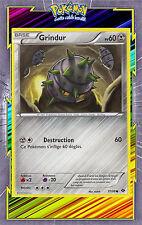 🌈Grindur - NB04:Destinées Futures - 77/99 - Carte Pokemon Neuve Française