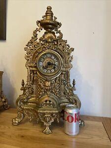 franz hermle mantle clock