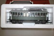 Liliput 81802 4-Achser Personenwagen 3.Klasse Ccitr Spur H0 OVP