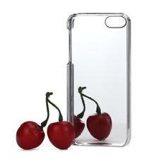 Apple iPhone 5 / 5S / SE Schutzhülle Verspiegelt Case Cover im Chrom look Tasche