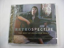 SUZANNE VEGA - RETROSPECTIVE - CD SIGILLATO 2003