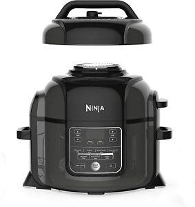 Ninja OP300 Foodi TenderCrisp Pressure Cooker - 6.5 Quarter - Air Fryer