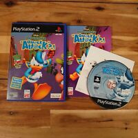 Disney's Donald Duck: Quack Attack (PS2) Complete With Manual & Leaflet