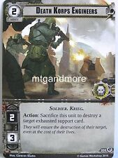 Warhammer 40000 Conquest lunaires-Death corps Engineers #056 - Deadly salvage