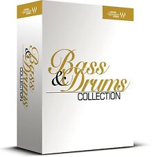 Waves Signature Series Bass and Drums Collection Plugin Bundle AAX RTAS AU & VST