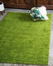 Shaggy Home Bedroom Thick Pile Fluffy Rugs Area Rug Dining Room Carpet Floor Mat