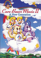 CARE BEARS MOVIE II 2 - A NEW GENERATION NEW DVD