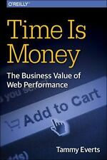 TIME IS MONEY - EVERTS, TAMMY - NEW PAPERBACK BOOK