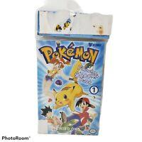 Vintage Pokemon Pikachu Shocks Back 1999 Viz Comics 1-4 Set Series 2 Sealed READ